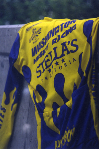 University of Washington Husky Racing jersey / 1998